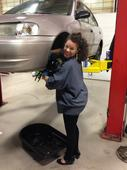 Meet the Female Mechanic Challenging the Male-Dominated Auto Repair Industry