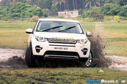 Want a comfortable cruiser? Then go for Land Rover Discovery Sport