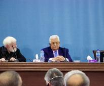 Abbas: UNSC resolution says settlements illegitimate, not Israel