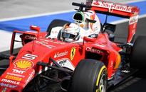 Motor racing-Losing Allison wont affect Ferrari much in the short-term-Vettel
