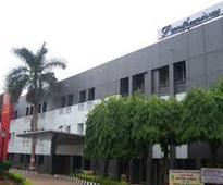 Odisha Pollution Control Board sealed OTDC Pantha Niwas in Bhubaneswar