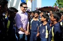 Emulate MSK, Laxman tells young cricketers