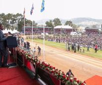 [VIDEO] Uhuru frees 7,000 petty offenders to 'open space to jail corrupt culprits'