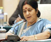 Sushma Swaraj monitors attack on Indian students in Milan