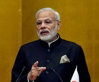 Narendra Modi emphasizes on port development, announces Kandla to be connected to Chabahar soon