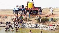 In Sriramulu's Backyard, Neglect Is Obvious