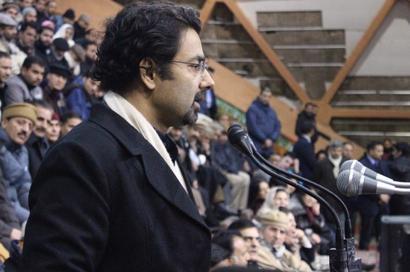 Mufti Tassaduq to be PDP candidate for Anantnag byoplls