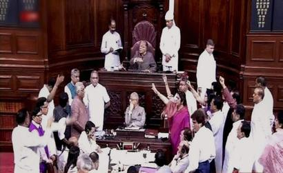 Cong resists move to present U'khand budget bill in RS