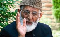 Separatist leader Geelani says Hizb Commander Burhan Wani spoke to him before he died