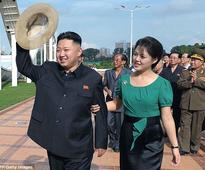 Is there an Un in the oven? Rumours circulate that Kim Jong-un's wife is PREGNANT after disappearing from public view for seven months