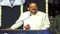 Eat beef but why to celebrate? says Venkaiah Naidu
