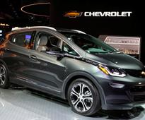 GM says small number of Chevy Bolts face battery issue