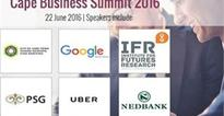 Cape Business Summit offers opportunities as the world changes