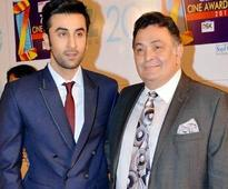 Rishi Kapoor: I can't be a friend to my son Ranbir Kapoor