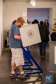 How do New Yorkers vote in the Empire State's presidential primary?