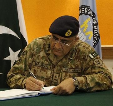Why Sharif picked Gen Bajwa as Pakistan army chief