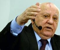 Gorbachev urges West to stop 'isolating' Russia