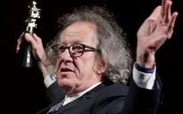 Geoffrey Rush quits screen industry post over 'inappropriate behaviour' claim