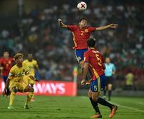 U-17 World Cup: Spain beat Mali to enter final