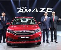 New Amaze launch in May, bookings open at all authorised Honda dealerships