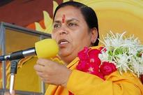 Ram Temple election issue for BJP: Congress on Uma Bharti 'jail' remark