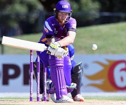 PHOTOS: Stokes finally hits form in New Zealand