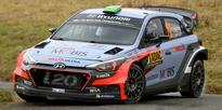 Corsica another step in Paddon's tarmac development