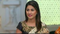Uh oh! Hina Khan refuses to be part of Colors' Chandrakanta!