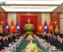 Lao Party leader affirms close-knit relationship with Vietnam