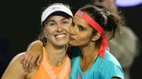 Sania-Hingis march into quarter-finals of Rogers Cup