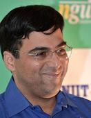 Anand moves up in world rankings