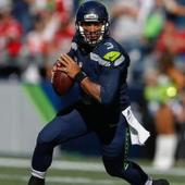 Russell Wilson fully participates in practice