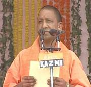 Yogi Adityanath allocates portfolios; retains home, revenue