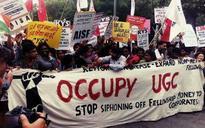 Delhi's other college battle: JNU siege over UGC admission notification ends
