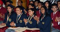 Khel Ratna and Arjuna awards presented