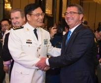 Chinese admiral contests freedom of navigation in South China Sea