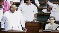 BJP links Sonia with VVIP copter scam, Cong forces adjournments in House
