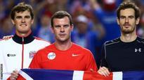 Leon Smith: Davis Cup captain becomes Tennis Scotland's performance chief