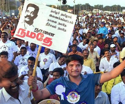 What is Kamal offering Tamil Nadu?