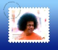Postage Stamp on Satya Saib...