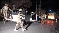 Pakistan: 4 Tehreek-e-Taliban Pakistan Jamaat-ur-Ahrar (TTP-JA) bombers die in attack on a military facility