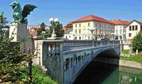 Short break in Ljubljana, Slovenia