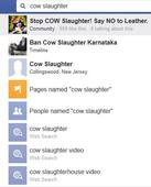 Man Files Case Against Facebook for Promoting Cow Slaughter