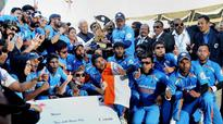 T20 Blind WC: India thrash Pakistan by nine wickets to defend title