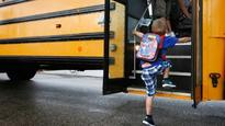 Cops: Mom a no-show at bus stop for kindergartener