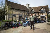 400 years: Shakespeare's hometown prepares for decorative commemoration