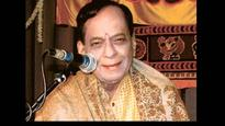 Legendary Carnatic musician and Padma Vibushan awardee  Dr M Balamuralikrishna passes away