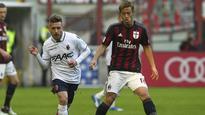 AC Milan 0 Bologna 1: Giaccherini strike leaves Mihajlovic feeling...