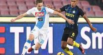 Napoli beat Inter 3-0 in Serie A after lightning start