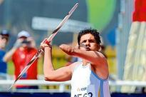 Devendra Jhajharia: the one-armed javelin genius